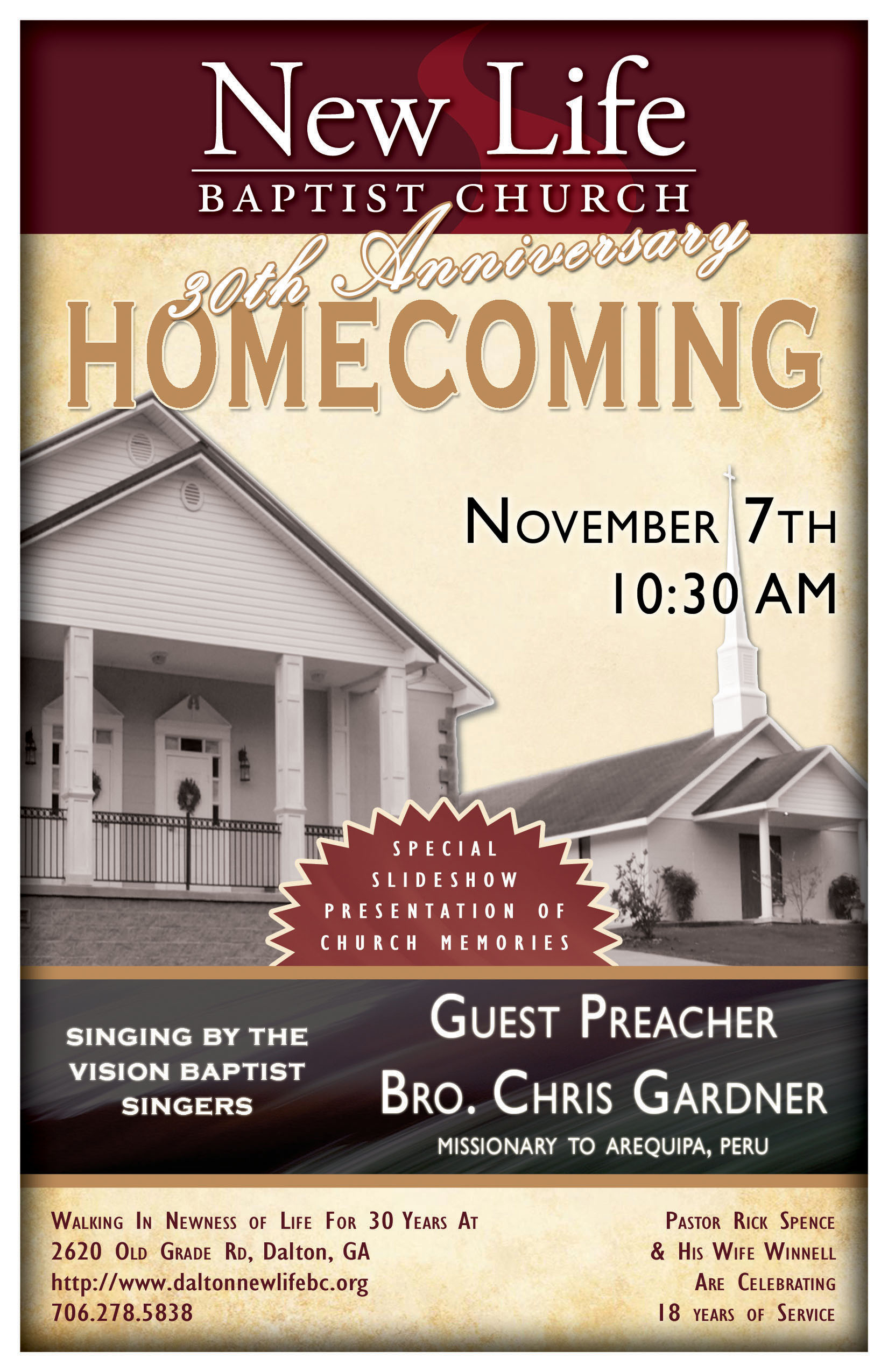 Church Homecoming Themes Church Homecoming Scriptures